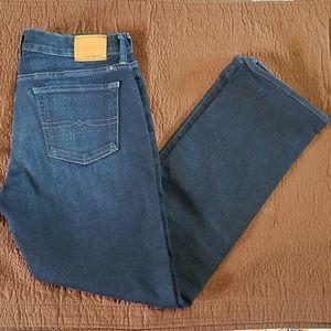 Lucky Brand Sweet Straight Dark Wash Jeans sz 8/29
